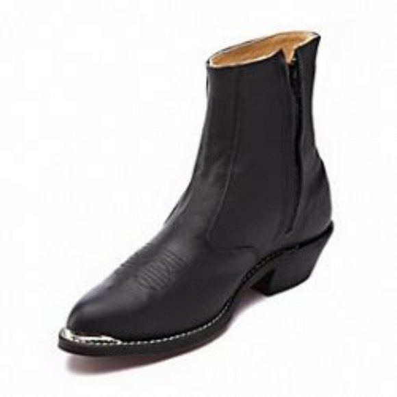 Brahma Style 6845 Leather Western Boots